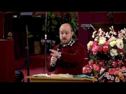 GUEST SPEAKER: JEREMIAH JOHNSON - New Song Church, Denver