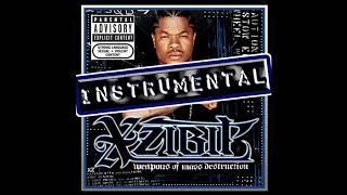 Xzibit - Cold World (Instrumental) prod. by Jellyroll