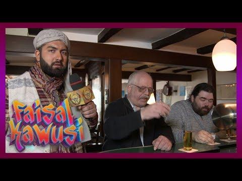 Kabul TV! Nichts los in der Dorfkneipe   Faisal Kawusi Show