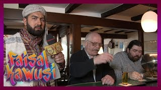 Kabul TV! Nichts los in der Dorfkneipe | Faisal Kawusi Show