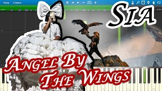 """Sia Angel By The Wings (from the movie """"The Eagle Huntress"""") [Piano Tutorial 