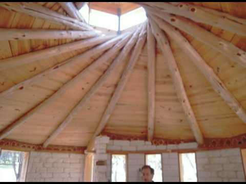 Reciprocal Roof Youtube