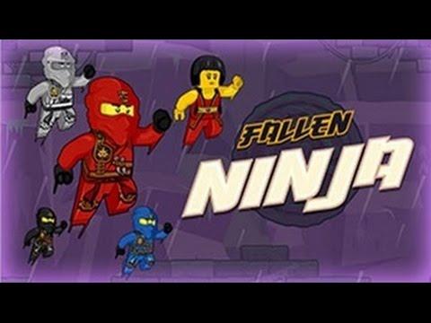 Ninjago – Fallen Ninja – Ninjago Games