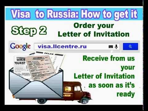 Копия видео Visa to Russia. How to ....