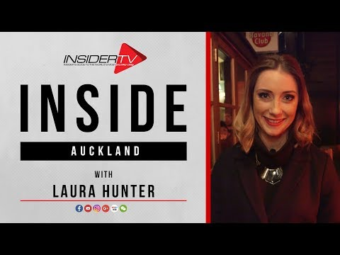 INSIDE Auckland With Laura Hunter | Travel Guide | AUGUST 2017