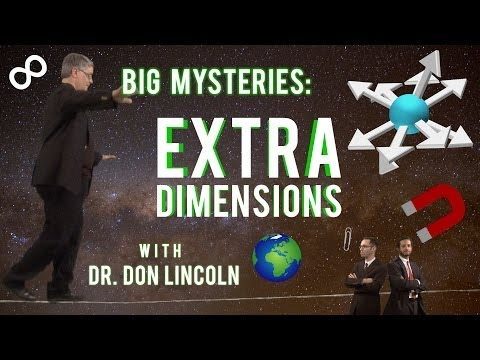 Big Mysteries: Extra Dimensions