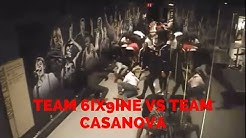 Team 6ix9ine VS Team Casanova - Fight @ Barclay Center