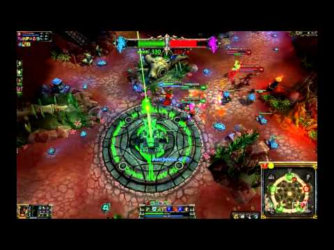 League of Legends - Dominion Gameplay