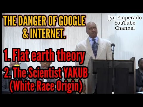 Pastor Gino Jennings - Flat Earth, YAKUB The Scientist & The Origin of White & Black Race thumbnail