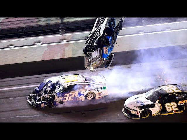 Denny Hamlin on His Daytona 500 Win & Ryan Newman's Last Lap Crash | 2/18/20