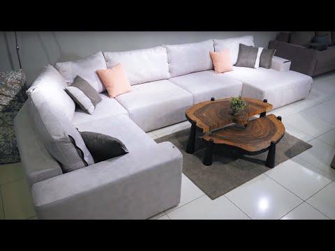 ТИФФАНИ F – большой угловой диван марки DIZI, Укризрамебель