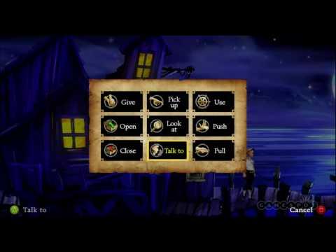 E3 2009: Secret of Monkey Island Special Edition |