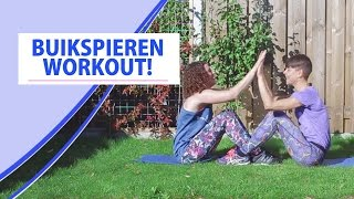 Buikspieren! - Mini Workout
