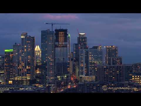 Austin Skyline   1-15-18