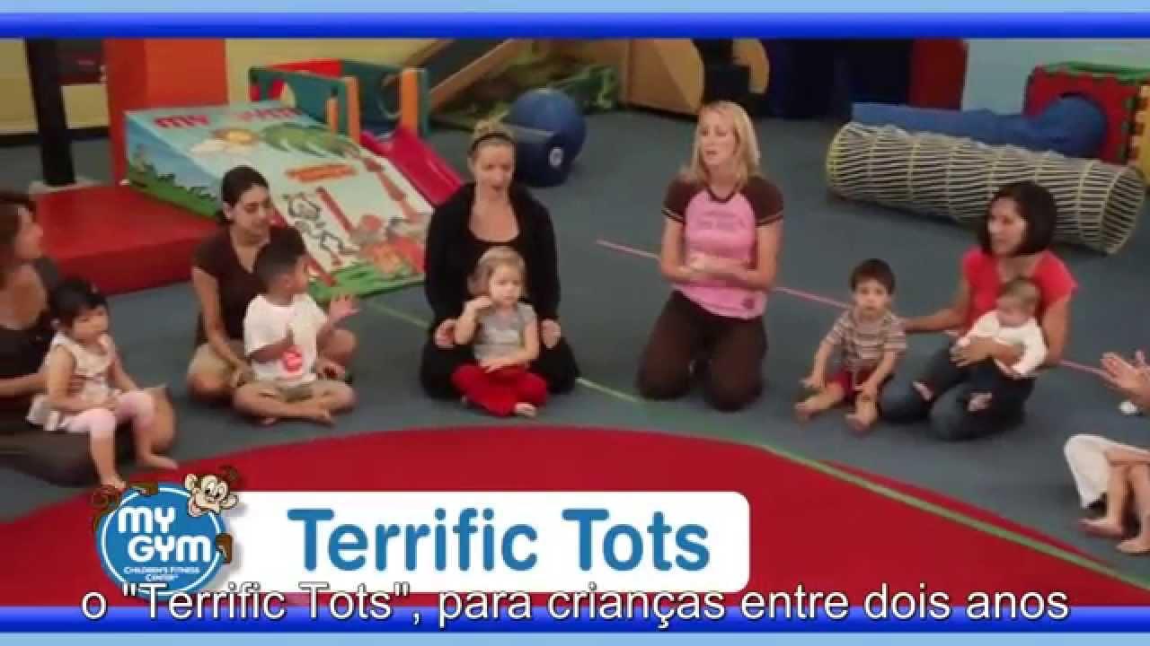 MY GYM Brasil - Aulas para crianças de 2 a 3 anos - YouTube c93bfc47a726c