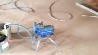 HYVST SPT 390 окрасочный аппарат безвоздушного распыления краски(, 2016-06-17T11:00:32.000Z)