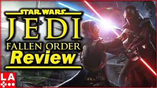 Star Wars Jedi: Fallen Order Review (Video Game Video Review)