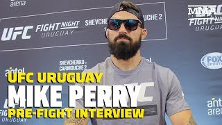 Mike Perry Not Impressed By Colby Covington's Win Over Robbie Lawler - MMA Fighting