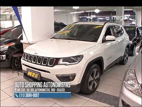 Auto Shopping Autonomistas na Mega TV