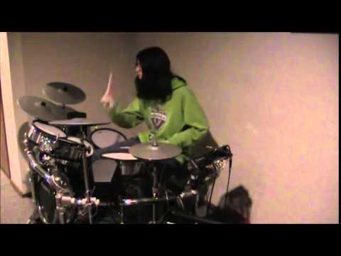 Otis Redding Hard to Handle Drum Cover