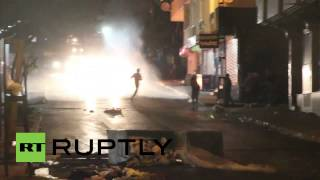 Turkey: Istanbul burns as police clash with PKK's youth wing