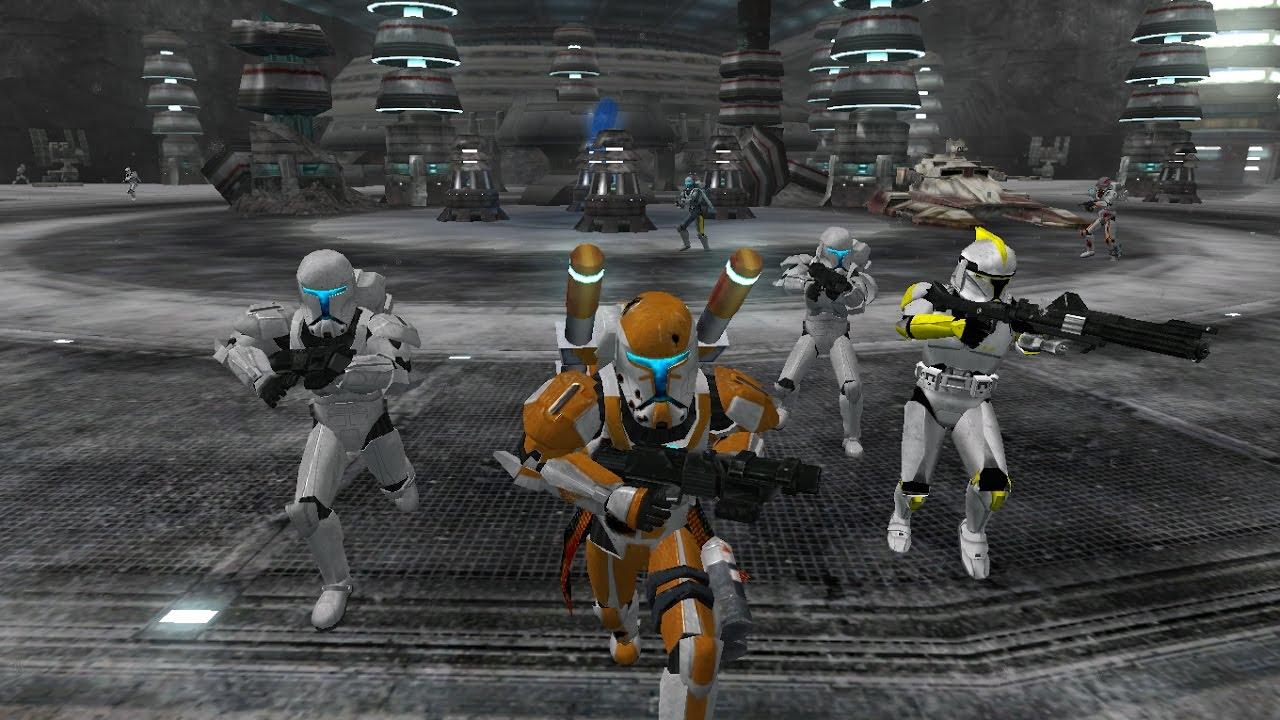 Star Wars Battlefront Ii Mods Pc Hd Battlefront Evolved
