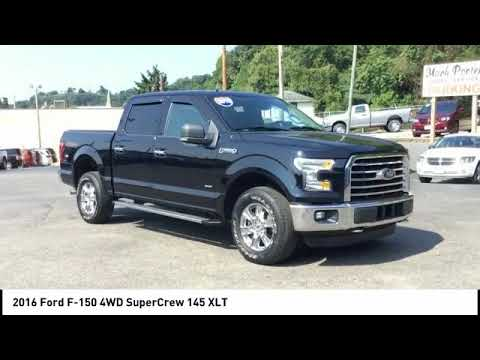2016 Ford F-150 Pomeroy OH C19206A
