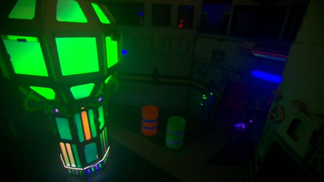 Laserforce Living Arena Youtube