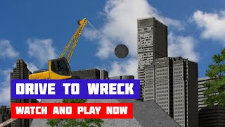 Drive to Wreck · Game · Gameplay