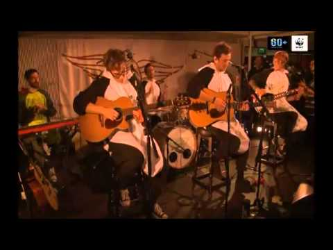 McFly Earth Hour  [March 23, 2013]