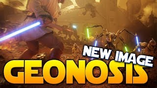 GEONOSIS & OBI-WAN IMAGE: 2 AT-TE, LAAT Carrier, Dwarf Spider Droid & More - Battlefront 2