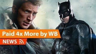How WB's Spending Changed the DCEU & Why They Are Recasting - DCEU Future Films & Updates