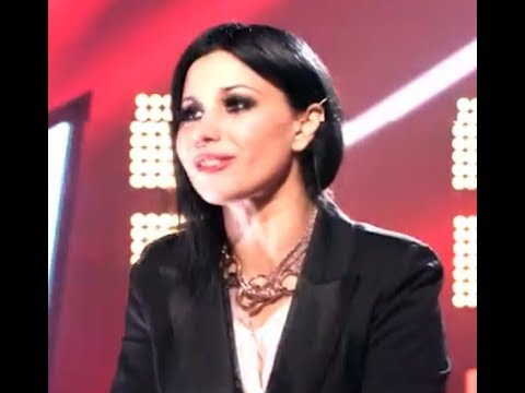 Lacuna Coil vocalist Cristina Scabbia to be a judge on Italy's 'The Voice'...!