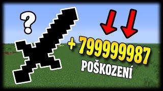 Dokonalý meč - 7999999874453995500 poškození - The Last Sword You Will Ever Need Mod cz/sk
