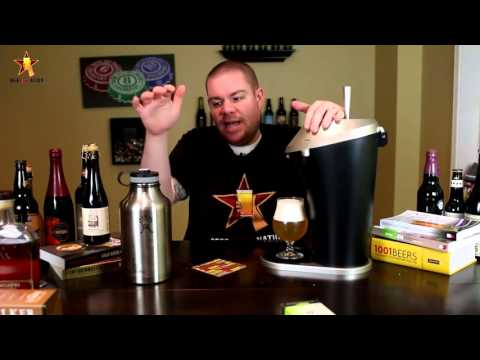 The Fizzics Beer System | Beer Geek Nation Craft Beer Review