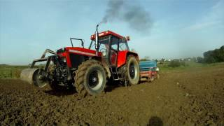 Siew 2016  Zetor 16145/Fendt 614 + Engine Sound