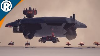 THE MEGA CARRIER IS DEAD - Homeworld: Deserts of Kharak