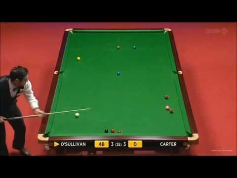 Snooker - Ronnie O'Sullivan's Top 5 Career Breaks - HQ 1080p