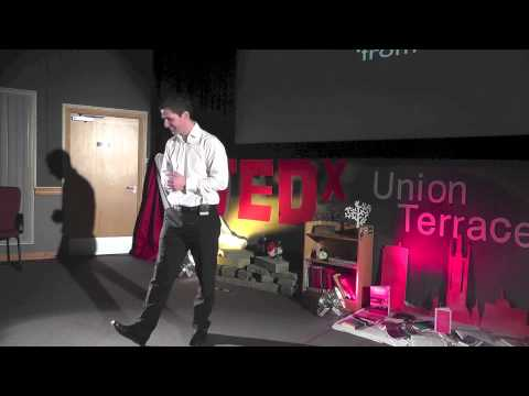 Want to be Confident? Visit a Coffee Shop...: Thor Holt at TEDxUnionTerrace