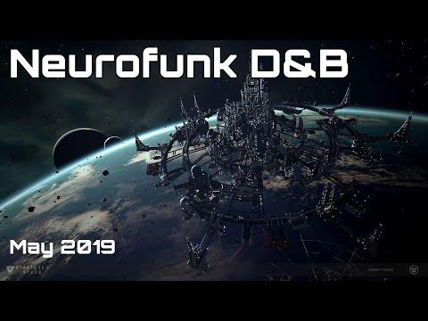 Neurofunk Drum&Bass Mix Ft Noisia, Black Sun Empire And Pendulum - May 2019