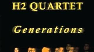 h2 quartet - Alexander Glazunov
