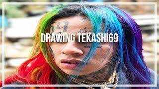 Drawing Tekashi69