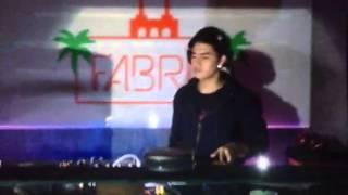 DJ Virgi Marda at Fabric Garden Lounge Kemang