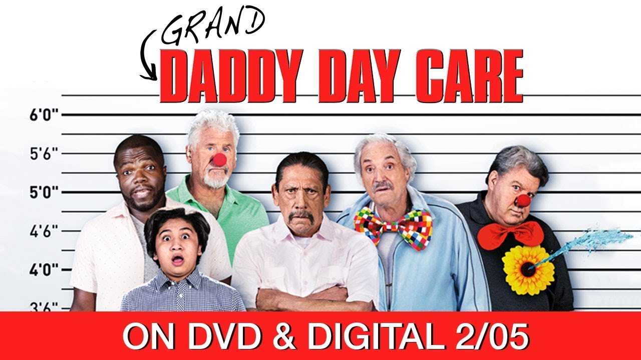 Grand-Daddy Day Care | Trailer | Own it now on DVD & Digital