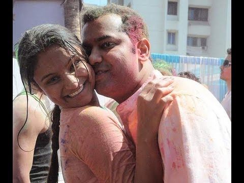 Rahul Mahajan Dirty Dancing With Dimpy Ganguly