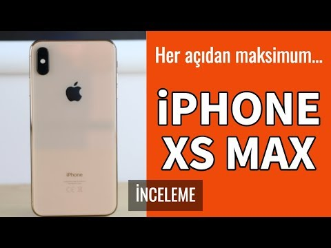 IPhone Xs Max İncelemesi