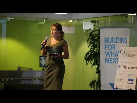 Global Trading Markets, Disruptive Tech and Entrepreneurship - Julie Lerner
