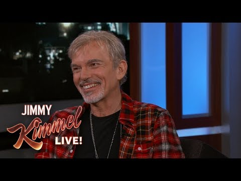 Billy Bob Thornton on Sling Blade, Goliath & Taking Pics with