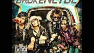 Brokencyde - 06.Get Crunk! with Lyrics (HQ/Load Fast)