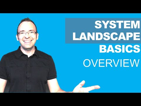 What SAP System Landscape Basics To Know & What To Watch Out For [WHITEBOARD SESSION]